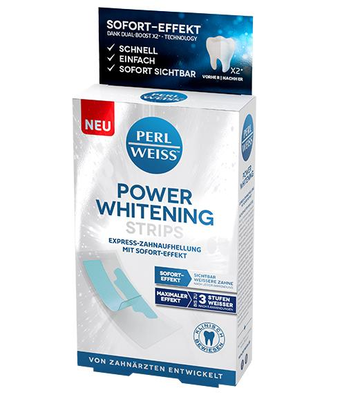 POWER WHITENING STRIPS